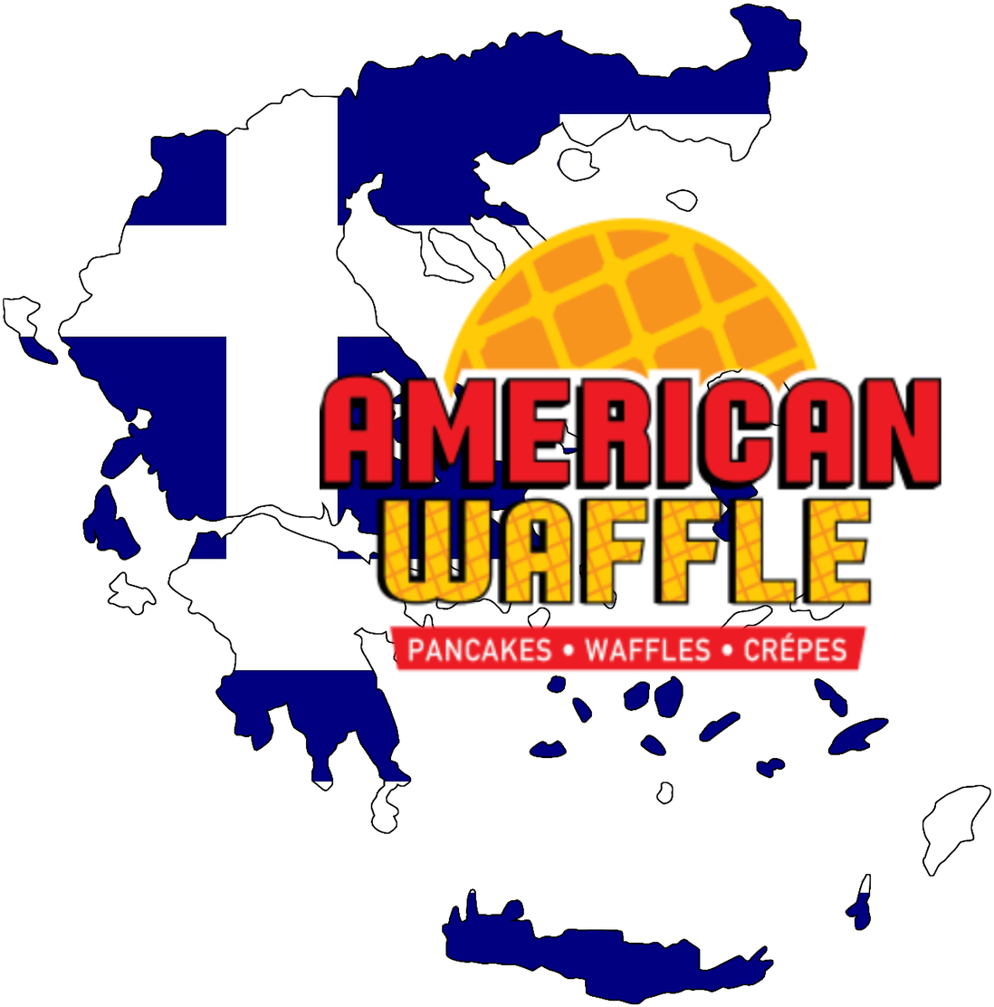 Golden Malted Waffles Comes to Greece