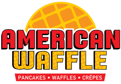 American Waffle Logo